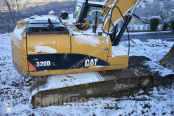 Просмотреть фотографии Экскаватор Caterpillar 320DL