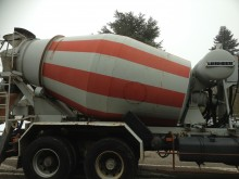 Liebherr used concrete mixer