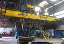 Schlosser PFEIFFER 1235 used production units for concrete products