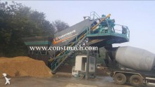 beton Constmach 30 m3/h ALL IN ONE CHASSIS - MOBILE CONCRETE PLANT