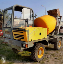 Dieci N2400 used concrete mixer truck