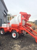 Silla 2500 used concrete mixer