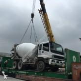 Betonárske zariadenie domiešavač Isuzu CYZ ISUZU Concrete Mixer 8MS 10M3 15M3 12M3