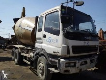 Isuzu USED ISUZU Concrete Mixer 8MS 10M3 15M3 12M3 used concrete mixer truck