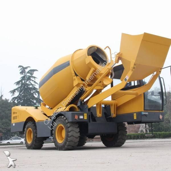 Voir les photos Béton Qingdao CML400