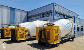 CLC Toupie BETONMIXER CLC 8 m3 betoniera rotore / Mescolatore nuovo