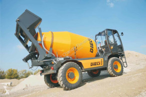 Dieci F7000 used concrete mixer