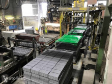 Betonpresse Schlosser	paving stone production plant
