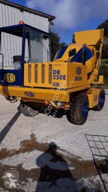 Fiori DB250E betonieră second-hand