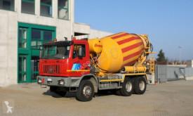 Camion béton toupie / Malaxeur nc hd 64.38