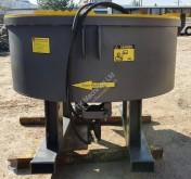 TKmachines 1200 l Betonmischer Mischer Zwangsmischer Getreide mit hydraulischem Antrieb malaxor / benă nou