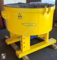 TKmachines betonkeverő/tartály beton 400 Liter Betonmischer Mischer Beton Getreide mit elektrischem Antrieb