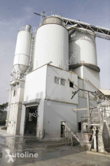 Beton Liebherr Liebherr/Pemat	Double tower - concrete mixing plant tweedehands betoncentrale