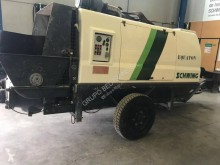Schwing Stetter SP 1800 used concrete pump truck