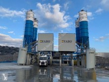 Fabo CENTRALE A BETONE OCCASION FIXE POWERMIX-200M3/H|CONCRETE BATCHING PLANT STATIONARY