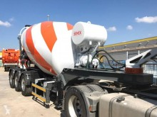 betoniera Semix SEMI TRAILER 12