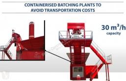 Semix Compact 30 m3/h Concrete Batching Plant