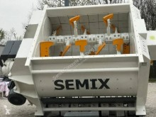 beton Semix SEMIX Twin Shaft Concrete Mixer 3.3 m3/h