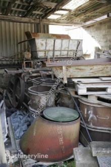 Hormigón unidad de producción de productos de hormigón VIHY Pipe machine and shaft ring machine for the production of c