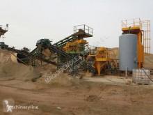 TH Minerals central de betão usado