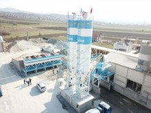 hormigón Fabo POWERMIX-100 STATIONARY CONCRETE BATCHING PLANT