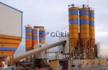 Hormigón planta de hormigón Guris GSP 105 centrale à béton fixe