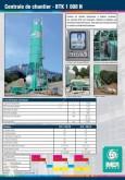 Beton Imer BTK 1008N beton santrali ikinci el araç