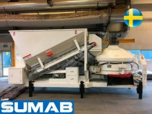 beton Sumab MOBILE C15-1200 (16m3/h) EASY TRANSPORT