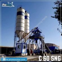 Promaxstar Compact Concrete Batching Plant C60-SNG L (60m³/h)
