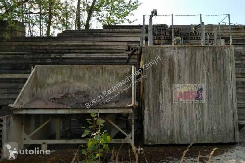 Vedeţi fotografiile Betoniera nc Sandau B91 - Residual water recycling plant