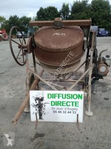 Hormigón hormigonera betonniere