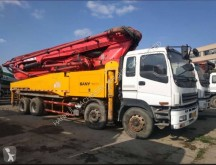 Sany 52M used concrete pump truck