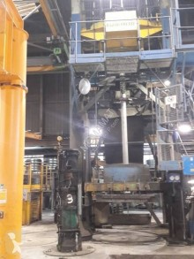 L&T RADIAL used production units for concrete products