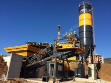 Fabo TURBOMIX 60 MOBILE READYMIX BATCHING PLANT FOR SALE centrale à béton neuve