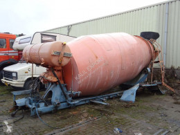 Liebherr Mixer 10m³ Good Working Condition Mixer 10m³ Good Working Condition malaxor / benă second-hand