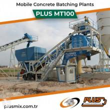 Plusmix CONCRETE PLANT MT100