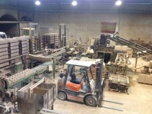 Columbia production units for concrete products