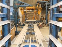 Prensoland production units for concrete products Compact 2000