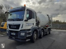 beton cement mixer MAN