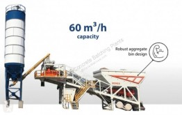 Semix Mobile 60V Concrete Batching Plant
