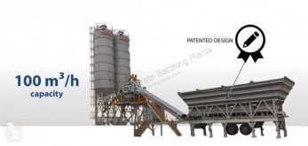 betoniera Semix Mobile 100S4 Concrete Batching Plant