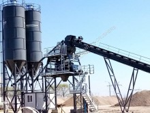 betoniera Constmach 60 m3/h CONCRETE PLANT, READY AT STOCK, CE CERTIFICATE