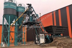 Constmach 30 m3/h CAPACITY CONTAINERIZED, COMPACT CONCRETE PLANT
