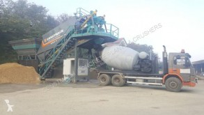 Constmach 30 m3/h MOBILE CONCRETE BATCHING PLANT, READY AT STOCK