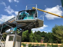 betoniera Constmach 60 m3/h MOBILE CONCRETE PLANT, PREMIUM QUALITY