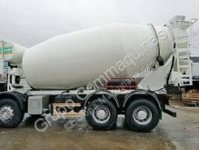 Mercedes used concrete mixer