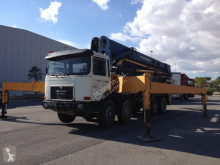Used concrete pump truck MAN 30.280