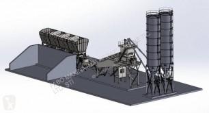 Fabo FABOMIX COMPACT-110 NEW GENERATION CONCRETE PLANT impianto di betonaggio nuovo