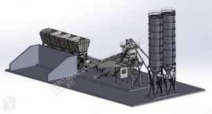 Beton Fabo FABOMIX COMPACT-110 NEW GENERATION CONCRETE PLANT nieuw betoncentrale