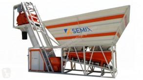 Semix Compact 60 m3/h Concrete Batching Plant betonový agregát nový